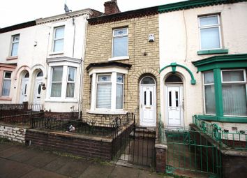 Thumbnail 3 bed terraced house to rent in Chirkdale Street, Kirkdale