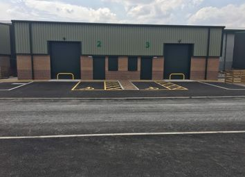 Thumbnail Industrial for sale in Britannia Road, Goole