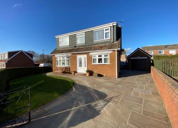 Thumbnail 3 bed detached house for sale in Cromwell Avenue, Loftus, Saltburn-By-The-Sea