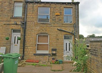 Thumbnail 2 bedroom end terrace house for sale in Station Street, Meltham, Holmfirth