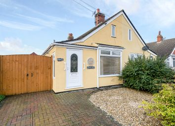Thumbnail 1 bed bungalow for sale in St Andrews Road, Mablethorpe, Lincolnshire