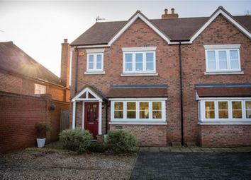 Thumbnail 3 bed semi-detached house for sale in Sinfield Place, Grove Road, Tring