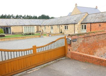 Thumbnail 4 bed barn conversion for sale in Greenbank, Langtoft Fen, Langtoft, Market Deeping, Lincolnshire