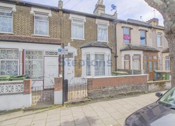 Thumbnail 4 bed terraced house for sale in Strone Road, Manor Park