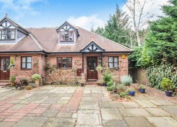 Thumbnail 2 bed end terrace house for sale in Luton Road, Harpenden