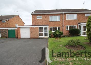 Thumbnail 3 bed semi-detached house for sale in Stapleton Road, Studley
