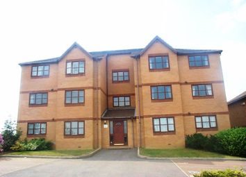 Thumbnail 1 bedroom flat to rent in Wimborne Crescent, Westcroft, Milton Keynes