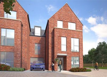 Thumbnail 4 bed terraced house for sale in Millbrook Park, Henry Darlot Drive, Mill Hill, London