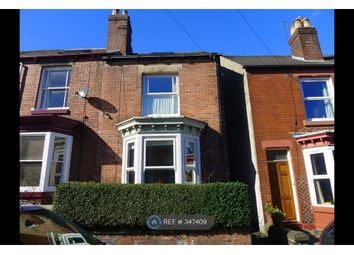 Thumbnail 3 bed end terrace house to rent in Ranby Road, Sheffield