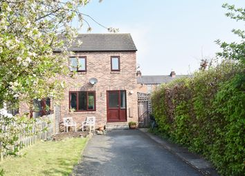 Thumbnail 2 bed end terrace house for sale in Newby Close, Ripon