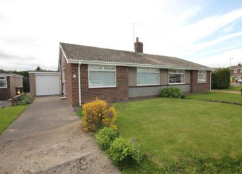 Thumbnail 2 bedroom semi-detached bungalow to rent in Buttermere Grove, West Auckland, Bishop Auckland