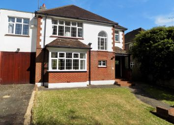 Thumbnail 4 bed detached house for sale in Goldstone Crescent, Hove