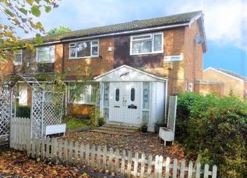 Thumbnail 3 bed end terrace house to rent in The Springs, Northampton