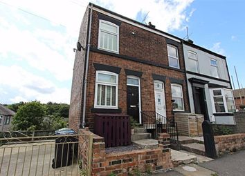 Thumbnail 2 bed semi-detached house to rent in Prospect Road, Old Whittington, Chesterfield, Derbyshire