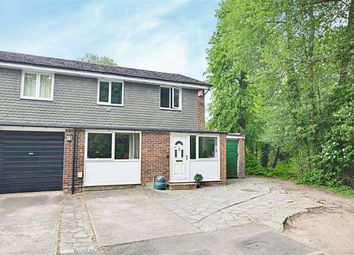 Thumbnail 4 bed semi-detached house for sale in Cedar Close, Hertford