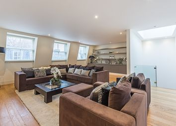 Thumbnail 3 bed mews house to rent in Leinster Mews, London