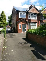 Thumbnail 4 bedroom semi-detached house for sale in 52 Upper Park Road, Salford