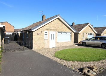Thumbnail 3 bed bungalow for sale in Leighton Close, Crossgates, Scarborough