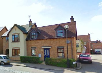 Thumbnail 2 bed end terrace house to rent in Picton Street, Kingsmead, Milton Keynes