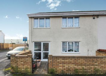 Thumbnail 3 bed end terrace house for sale in Chapel Road, Nantyglo, Ebbw Vale