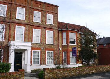 Thumbnail 1 bed flat to rent in Belsize Grange, 77 Bridge Road, Chertsey, Surrey