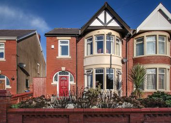 Thumbnail 3 bed semi-detached house for sale in Wolverton Avenue, Bispham, Blackpool