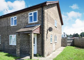 Thumbnail 4 bed end terrace house for sale in Station Terrace, Weeting, Brandon