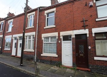 Thumbnail 2 bed terraced house to rent in Derwent Street, Hanley