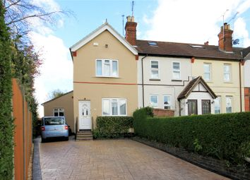 3 bed end terrace house for sale in Elm Road, Woking, Surrey GU21