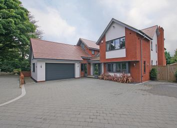 Thumbnail 5 bed detached house for sale in Cherry Hill Road, Barnt Green