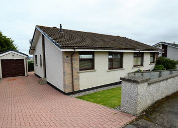 Thumbnail 2 bed semi-detached bungalow for sale in 27 Kincraig Terrace, Scorguie, Inverness