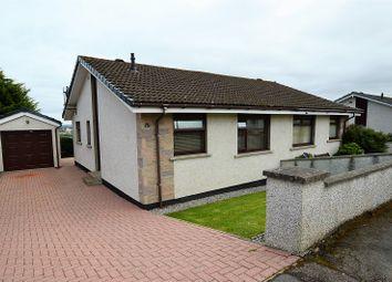 Thumbnail 2 bedroom semi-detached bungalow for sale in 27 Kincraig Terrace, Scorguie, Inverness
