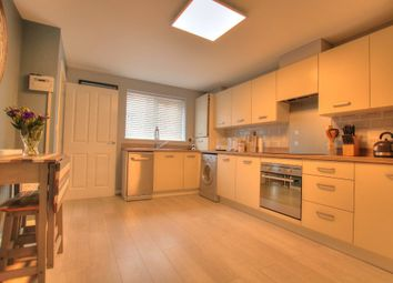 Thumbnail 3 bedroom town house for sale in Featherwood Avenue, The Rise, Newcastle Upon Tyne