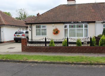 Thumbnail 3 bed semi-detached bungalow for sale in Birchgate Road, Middlesbrough, North Yorkshire