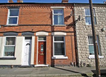 Thumbnail 2 bed terraced house for sale in Wallet Street, Netherfield, Nottingham