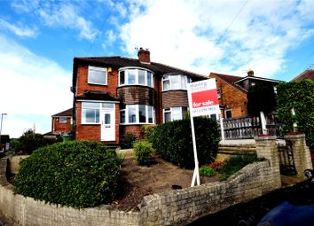 Thumbnail 3 bed semi-detached house for sale in Kellett Mount, Leeds, West Yorkshire
