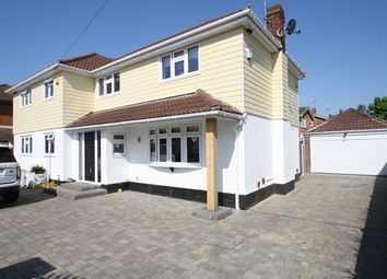 Thumbnail 5 bed detached house for sale in Kenneth Road, Hadleigh, Benfleet