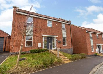 Thumbnail 4 bed detached house for sale in Fairford Road, Cheltenham