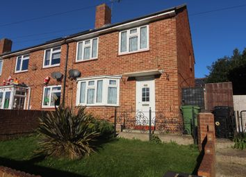 Thumbnail 2 bed end terrace house for sale in Shelley Avenue, Portsmouth