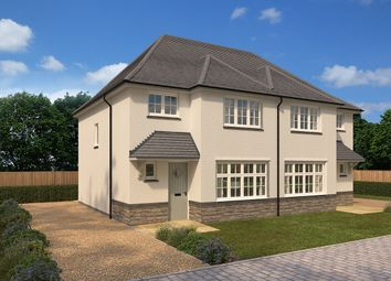 "Thumbnail 3 bed semi-detached house for sale in ""Ludlow"" at Crediton Road, Okehampton"