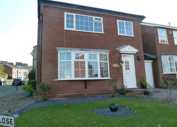 Thumbnail 3 bed end terrace house to rent in Wood Close, Coleshill