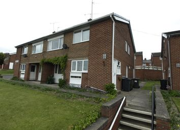 Thumbnail 2 bed flat to rent in Clanricarde Street, Barnsley