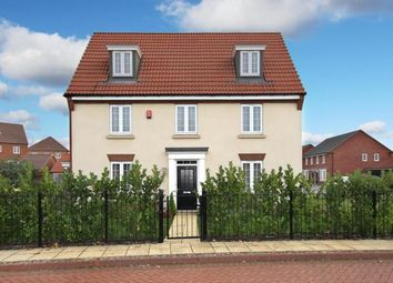 Thumbnail 5 bed detached house for sale in Buttermere Crescent, Doncaster