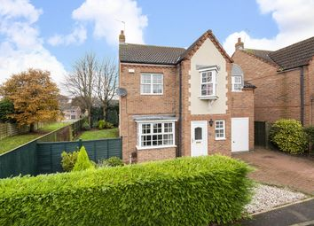 Thumbnail 5 bed detached house for sale in Village Garth, Wigginton, York
