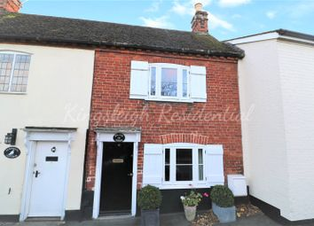 Thumbnail 3 bed semi-detached house for sale in Upper Street, Stratford St. Mary, Colchester, Suffolk