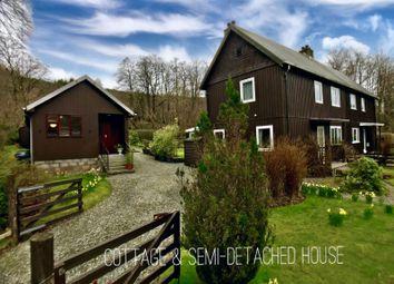 Thumbnail 3 bed semi-detached house for sale in 1 Duiletter, Glendaruel, Colintraive