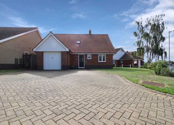 Thumbnail 3 bed detached house for sale in Sandling Crescent, Rushmere St. Andrew, Ipswich