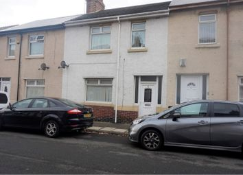 Thumbnail 3 bed terraced house for sale in Lilburn Street, North Shields