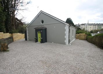 Thumbnail 4 bed detached bungalow for sale in Stuart Road, Stoke, Plymouth