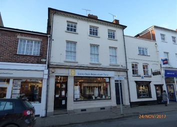Thumbnail 1 bed flat to rent in St Owens Street, Hereford